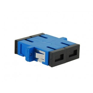 SC Dual-я Оптоволокно муфта Конвертор (синий)