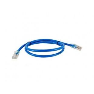 1.0m ETL Подтверждено EIA / TIA 568B Категории 6 RJ45 Ethernet сетевой кабель / соединительный кабель (синий)