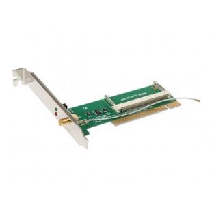 PCI Express 1X для PCI Riser адаптер 32 бита Card (зеленый)