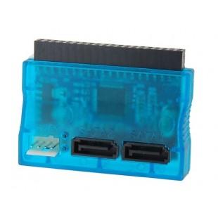 IDE и SATA конвертер (синий)