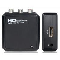 R2HD01 А.В. к HDMI конвертер Dongle (черный)