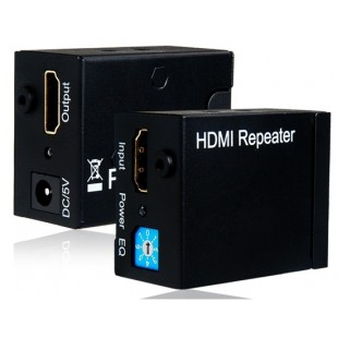 1080P HDMI v1.3 Repeater (черный)