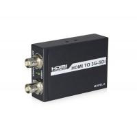 HLHS000A HDMI для 3G SDI конвертер с SRC функции (черный)