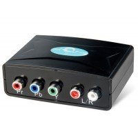 YPBPR к HDMI конвертер HD Video Converter (черный)