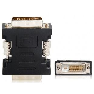 DVI-F24+1 VGA-M конвертер для ПК (черный)