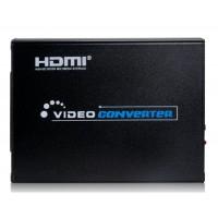 NEWKENG NK-9S SCART для HDMI конвертер скейлер Box (черный)