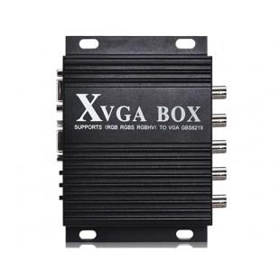 GBS-8219 XVGA BOX / RGB / RGBHV в  VGA конвертер