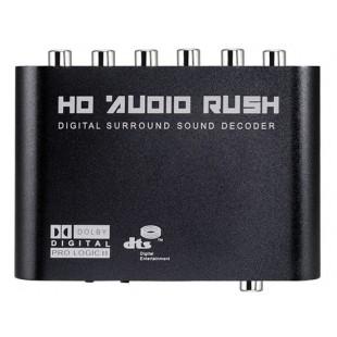 NEWKENG 51R DTS Digital Audio Decoder Plug США (черный)