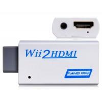 NEWKENG NK-1080P Wii к HDMI конвертер (белый)