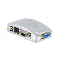Купить  VGA  в ТВ  видео конвертер