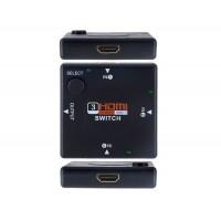 HDMI 1.3 мини переключатель switcher c усилителем