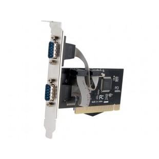 COM порт PCI 9-контактный 1,5 Мбайт / сек