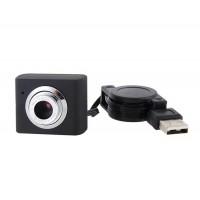 Мини USB 5M выдвижной провод  Веб-Камера На Клипсе Для Ноутбука