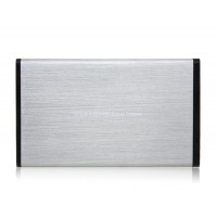 "3.5 ""USB в IDE и SATA Hard Disk Case (серебро)"