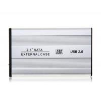 """Купить 2.5 """" 480 Мбит USB2.0 к SATA HDD корпус Case"""