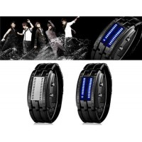 SKMEI 9026 водонепроницаемые светодиодные спортивные часы  (Черный)