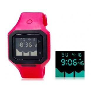 SHORS SH-776 Водонепроницаемые часы (красный)