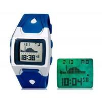 SHORS SH-30 777 м водонепроницаемыеLED Watch (синий)