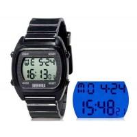 SHORS SH-780  Водонепроницаемые часы с  отображением даты (черный)