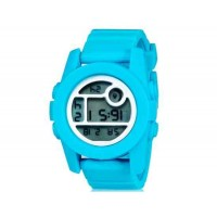 SHORS 792  Аналоговый и цифровой дисплей часы  (синий)