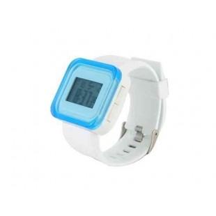 Цифровые электронные часы Accutron (синий)