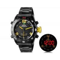 WEIDE 2310 стильные часы с браслетом из стали