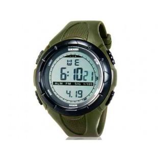 Многофункциональные часы  SKMEI 1025 (зеленый)
