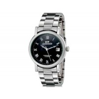 Luckyfamily G8009 Unisex Автоматические механические часы с Календарём (черный)
