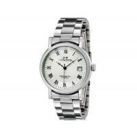 Купить Luckyfamily G8009 автоматические механические часы  и календарь (белый)