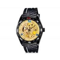 OUYAWEI 1212 автоматические механические часы  (золото)