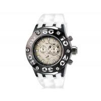 V6 Super Speed V0203 Кварцевые наручные часы с функцией календаря (белый)