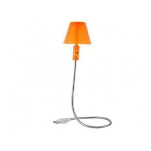 LED USB Настольная лампа (оранжевый)