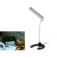 HONK HK-L3021 USB LED Настольная лампа (черный)