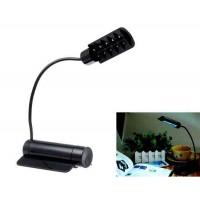 HONK HK-L3022 на батарейках и  USB Настольная лампа (черный)