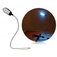 HK-L3002 супер яркий светодиодный USB свет для ноутбуков и  ПК