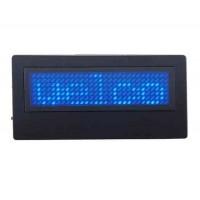 Синbq светодиодный  экран (черный)
