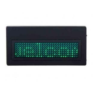 светодиодный дисплей Информационное табло (черный)