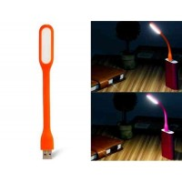 Портативный USB LED лампа для Power Bank & Comupter (оранжевый)