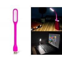 Портативный USB LED лампа для Power Bank & Comupter (красный)