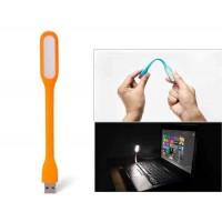 Купить Портативный USB LED лампа для Power Bank & Comupter (оранжевый)