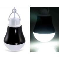 3W 5V Высокая яркость USB Светодиодная лампа (черный)