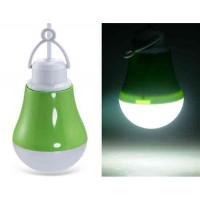 3W 5V Высокая яркость USB Светодиодная лампа (зеленый)