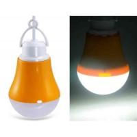 Купить 3W 5V Высокая яркость USB Светодиодная лампа (желтый)