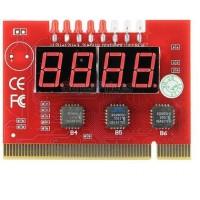 4-х битная PCI карта для диагностики ПК