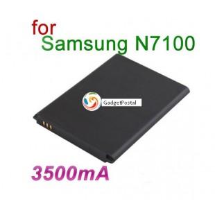 3500mAh 3.7V аккумуляторная батарея для Samsung Galaxy Note II 2 N7100