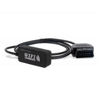 Wi-Fi поломки автомобиля распознавания кабеля (черный)