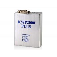 KWP2000 ECU автомобилей Читатель Plus Flasher с Светодиодный индикатор (серебро)