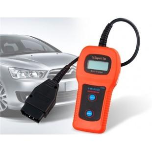 U280 LCD диагностический инструмент для Volkswagen и Audi Автомобили (оранжевый)