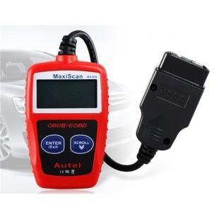 Autel MaxiScan MS309 CAN BUS OBD-II Code Reader (красный)