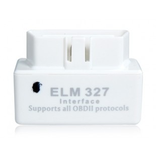 Мини ELM327 Bluetooth OBD2 V1.5 Scan Tool для модели L (белый)